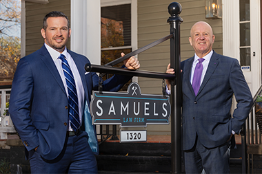 Why Choose Samuels Reynolds Law Firm?